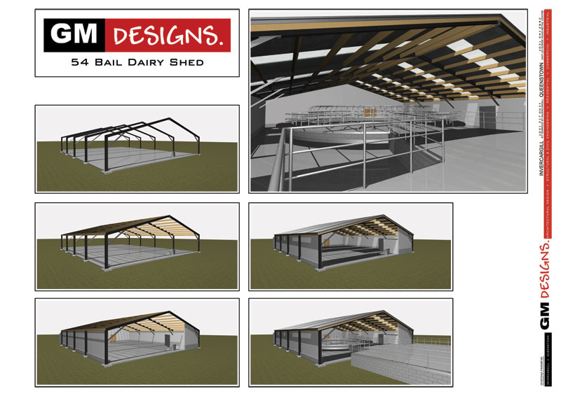Tod Tell Dairy Shed Design Nz